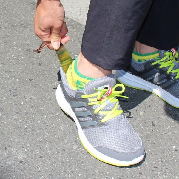 靴べら 手のひらサイズ 当店限定販売  真鍮製 日本製 オリジナル シューホーン|good-s-plus|07