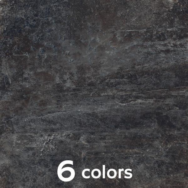 タイル 600角 内装壁床・外装壁用 天然石調 アルデシアスレート マット  送料無料|good-tile