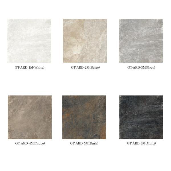 タイル 600角 内装壁床・外装壁用 天然石調 アルデシアスレート マット  送料無料|good-tile|04