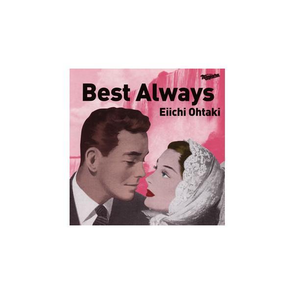 大滝詠一/BestAlways(CD)(2枚組)(2014/12/3)(M)
