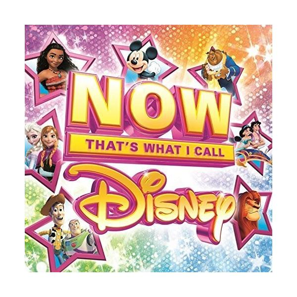 VA / Now That's What I Call Disney (UK盤) (輸入盤CD)(2017/11/10発売) (M)