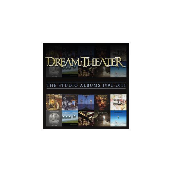 DREAM THEATER ドリーム・シアター/STUDIO ALBUM 1992-2011(CD) RRD175642.2
