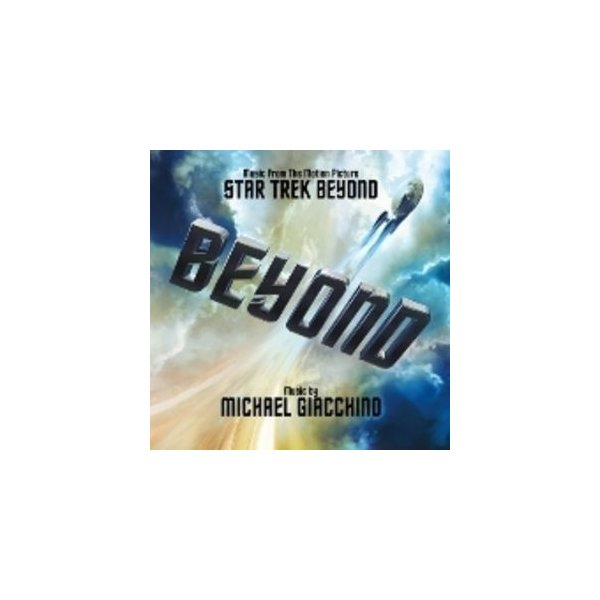 MichaelGiacchino(Soundtrack)/StarTrekBeyond(輸入盤CD)(2016/7/22発売)(