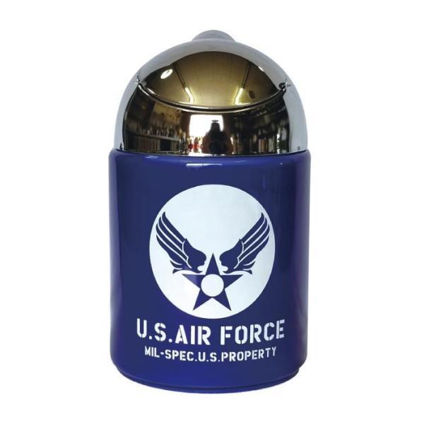AIR FORCE ドームアシュトレイ(灰皿) U.S.AIR 1-008-2