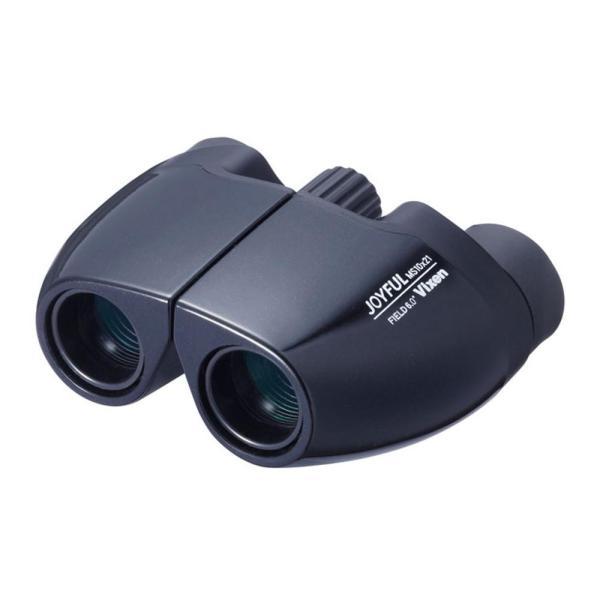 Vixen ビクセン 双眼鏡 ジョイフル MS10×21 ブラック 13498-4