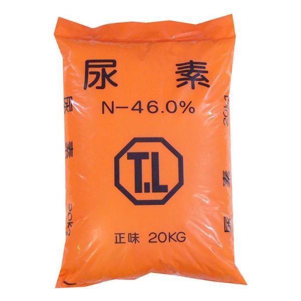 代引不可 あかぎ園芸 尿素 20kg 1袋