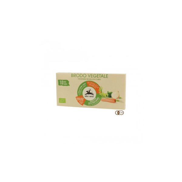 代引不可 アルチェネロ 有機野菜ブイヨン キューブタイプ 100g 24個セット C5-55
