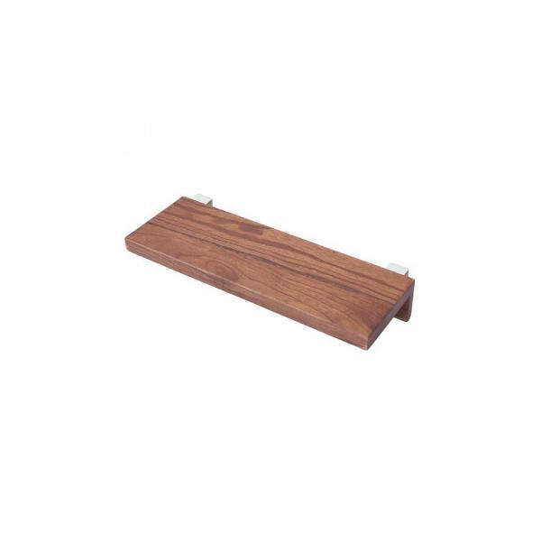 すのこに掛けられる家具 棚35cm ダークブラウン KT-2DB