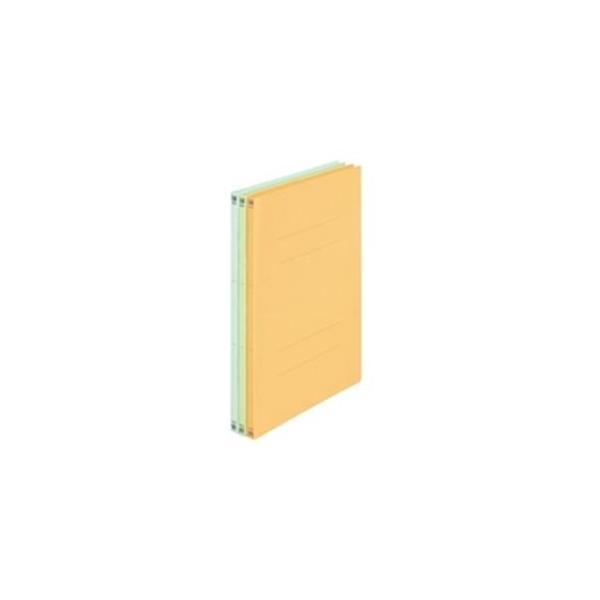 (業務用20セット) プラス フラットファイル/紙バインダー 〔A3/2穴 10冊入り〕 001N ブルー(青)