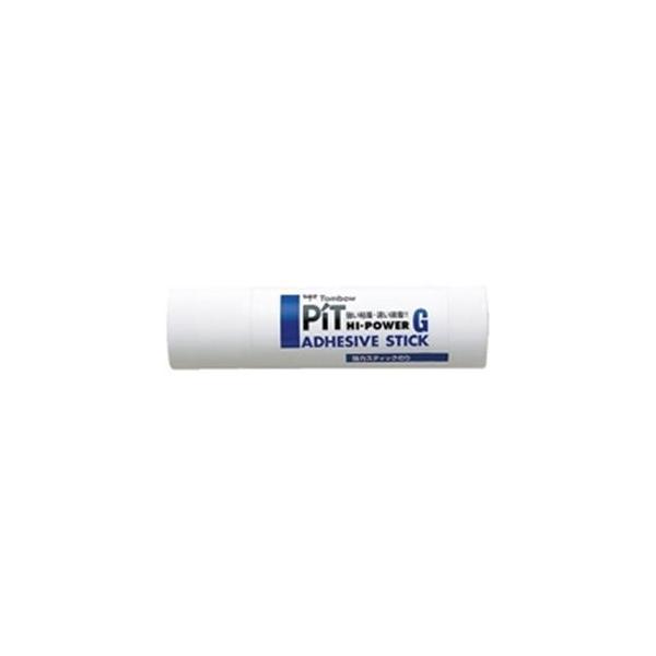 (業務用5セット) トンボ鉛筆 のり ピットハイパワー PT-GP 40g 20個