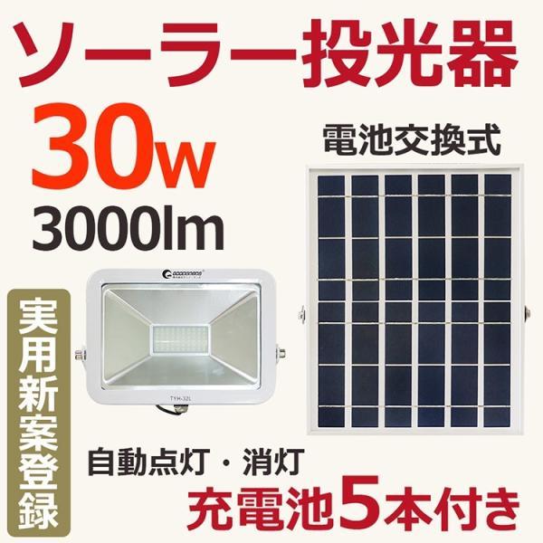 LEDソーラーライト ガーデンライト 太陽光発電  電気代0円