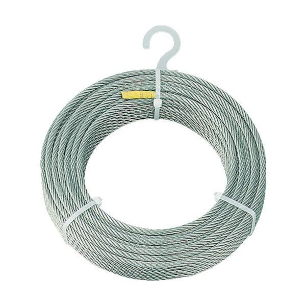 TRUSCO ステンレスワイヤロープ Φ4.0mmX50m  『CWS4S50』