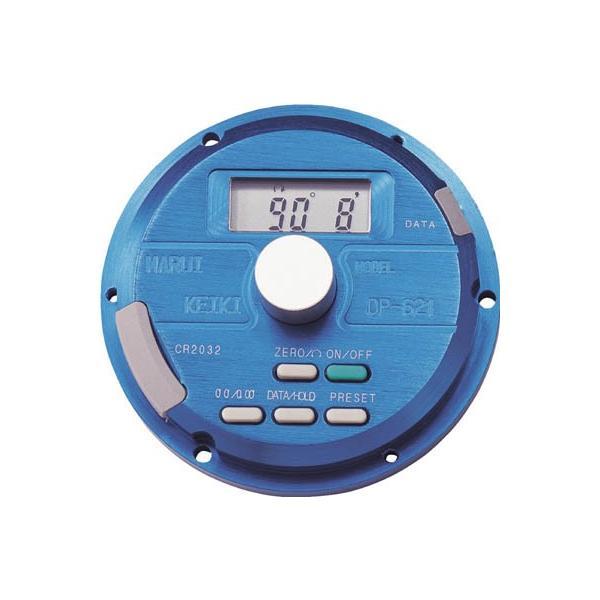 【代引不可】 丸井 デジタル角度センサー 一体型 【DP621】