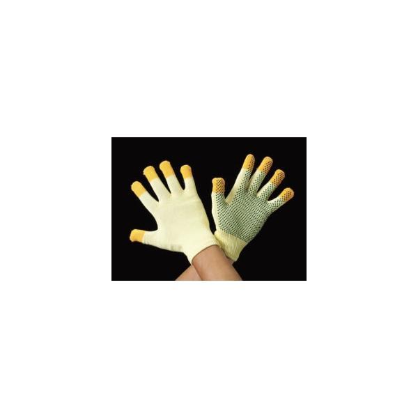 ESCO[M] ケブラー手袋 (滑り止付)[EA354KC-3]
