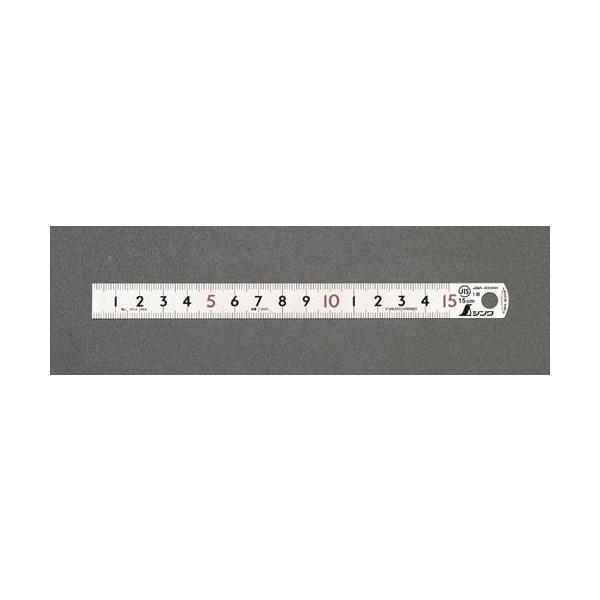 ESCO150mm シルバー直尺(ピックアップスケール)[EA720YD-215]
