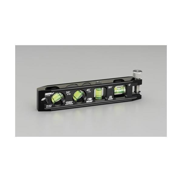 ESCO150mm 水平器(アルミ製/強力マグネット付)[EA721JL-1]