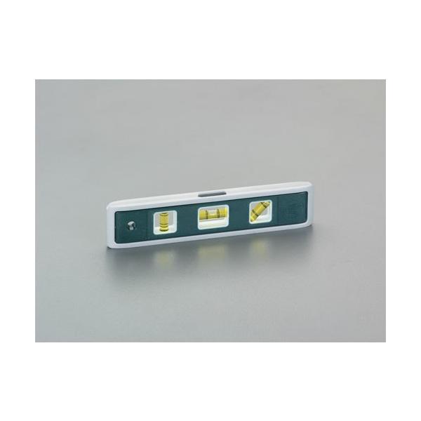 ESCO230mm 水平器(蓄光フレーム/マグネット付)[EA721JM-1]