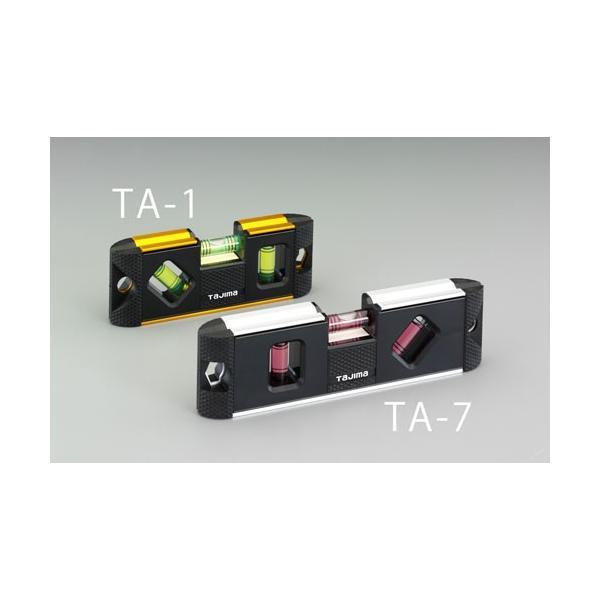 ESCO170mm マグネット付レベル(シルバー)[EA721TA-7]