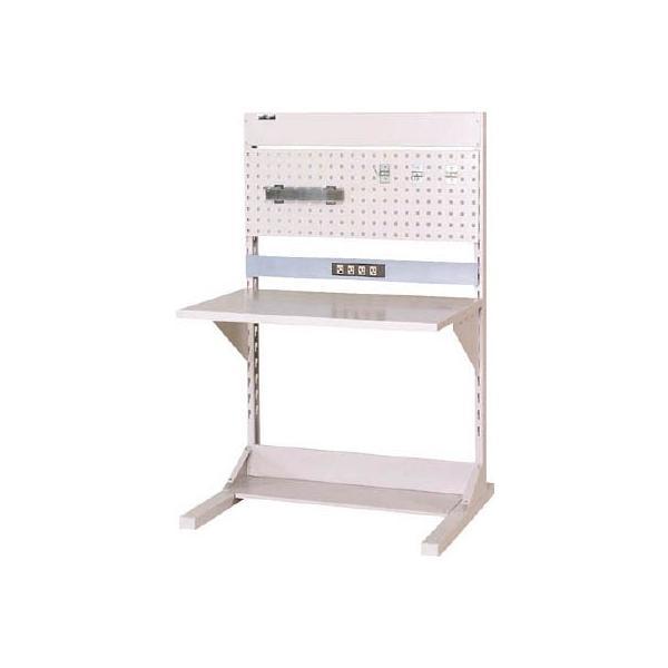 【代引不可】 ヤマテック ラインテーブル 両面単体W900 【HRR0913PC】|goodjobtools|01