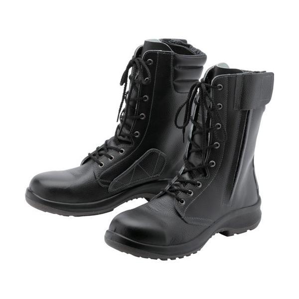 ミドリ安全 女性用長編上安全靴 LPM230Fオールハトメ 25.0cm  『LPM230F25.0』