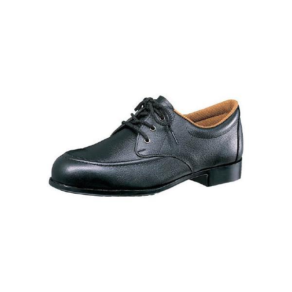 【代引不可】 ミドリ安全 女性用 ゴム底安全靴 ML410ブラック 22.5cm 【ML41022.5】