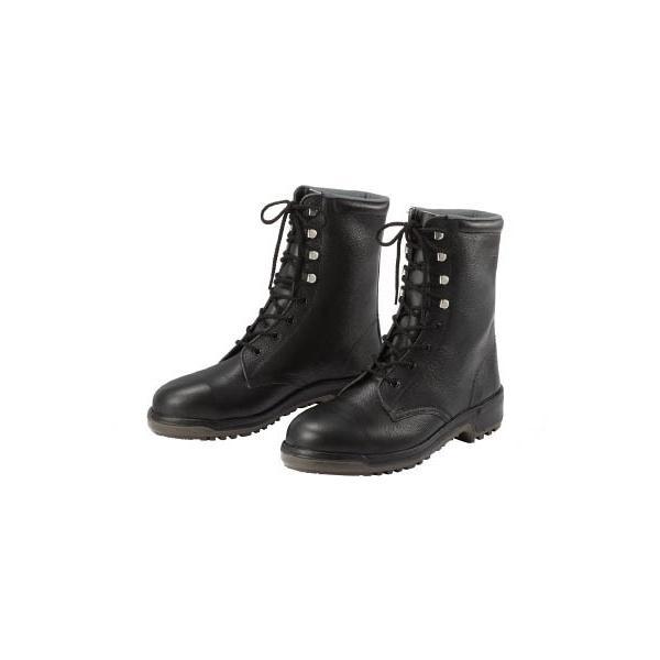 【代引不可】 ミドリ安全 安全長編上靴 28.5cm 【MZ030J28.5】