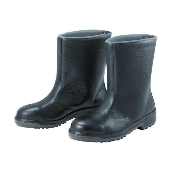 ミドリ安全 安全半長靴 28.0cm  『MZ040J28.0』