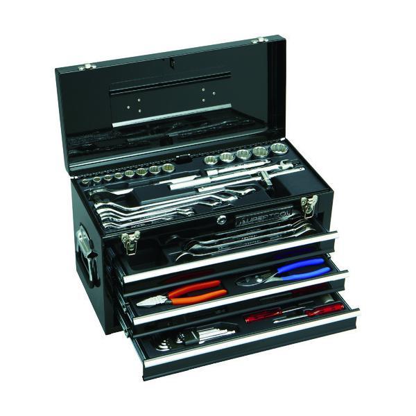 スーパー プロ用デラックス工具セット(チェストタイプ)  『S7000DX』