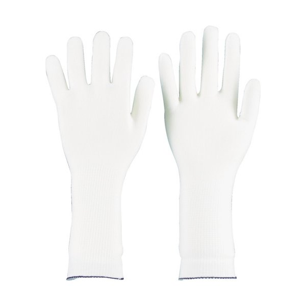 TRUSCO クリーンルーム用インナー手袋 Mサイズ (10双入)  『TPG312M』