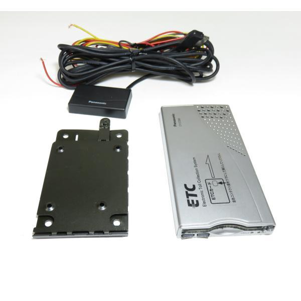 【中古1点品/通電通波検査済】ETC車載器/Panasonic/CY-ET300D/アンテナ分離型/12V24V