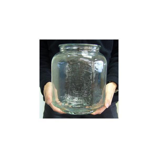 アンティーク風 ガラス製 クッキージャー 7.0L Lサイズ 専用パッキン付 保存瓶 レビューDE送料無料 goodlifeshop 05