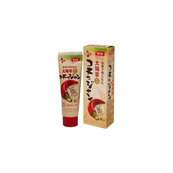 【L+】ネコポス便*韓国食品*へチャンドル・チューブコチュジャン60g