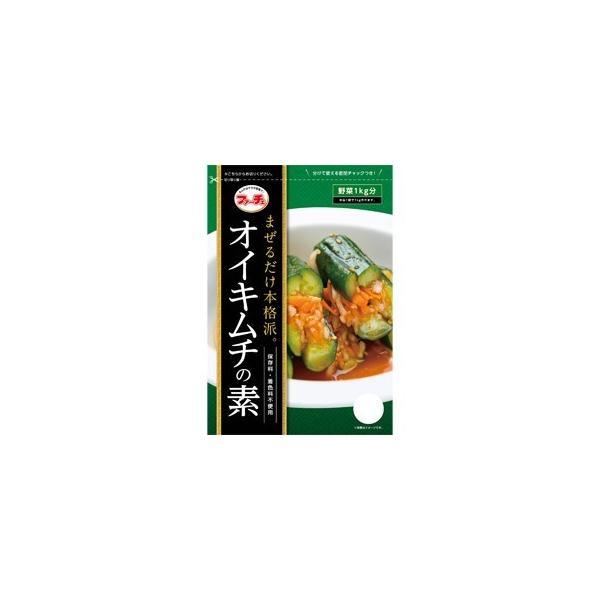 ★ネコポス便・全国送料無料★*韓国食品*花菜(ファーチェ)オイキムチの素 88g/
