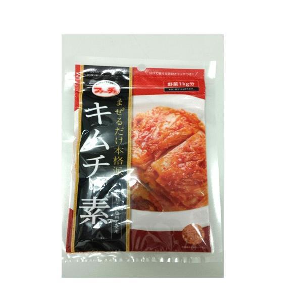★ネコポス便・全国送料無料★*韓国食品*切ってまぜるだけ!花菜(ファーチェ)キムチの素 116g/