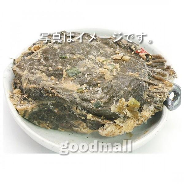 *韓国食品*【クール便・冷凍】エゴマの葉 味噌漬け/キムチ 500g 【代引不可】