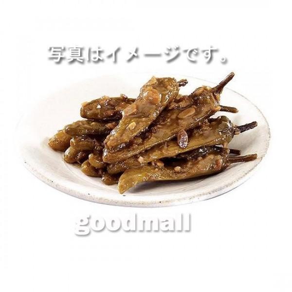 *韓国食品*【クール便・冷凍】唐辛子の味噌漬け 500g【代引不可】