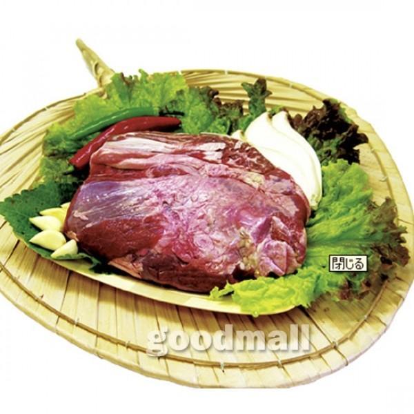*韓国食品*【クール便・冷凍】牛上すね1kg