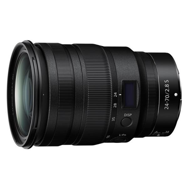 NIKKOR Z 24-70mm f/2.8 S ニコン 交換レンズ Nikon