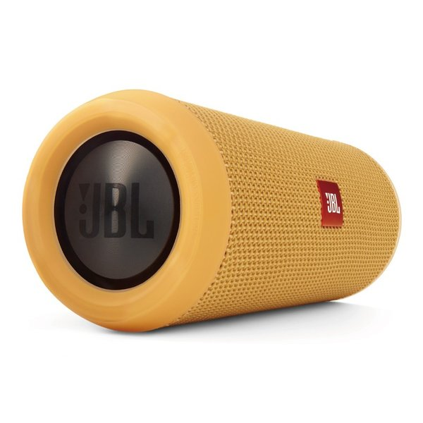 JBL FLIP3 Bluetoothスピーカー イエロー JBLFLIP3YELの画像