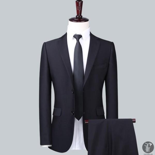 メンズ スーツ 上下セット セットアップ 2つボタン フォーマル 紳士服 就活 面接 通勤 出張 セレモニー リクルート テーラード ジャケット goodplus