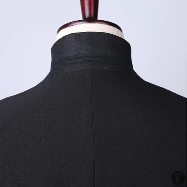 メンズ スーツ 上下セット 2つボタン 紳士服 フォーマル セレモニー ジャケット パンツ スラックス セットアップ テーラード 出張 就活 面接 通勤|goodplus|02