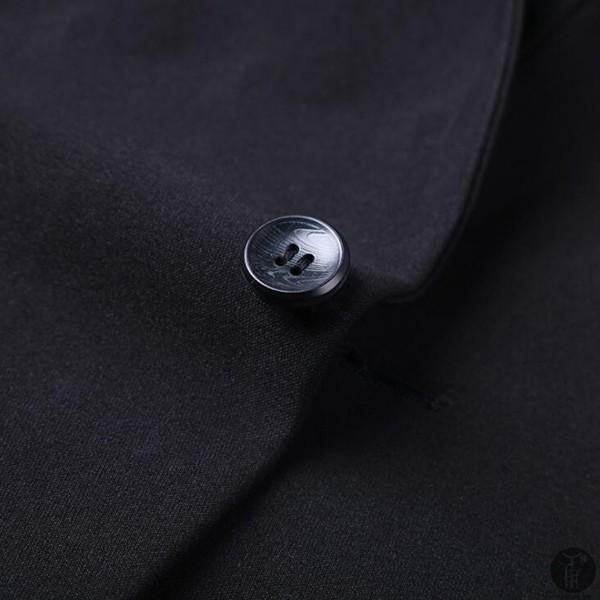 メンズ スーツ 上下セット 2つボタン 紳士服 フォーマル セレモニー ジャケット パンツ スラックス セットアップ テーラード 出張 就活 面接 通勤|goodplus|03