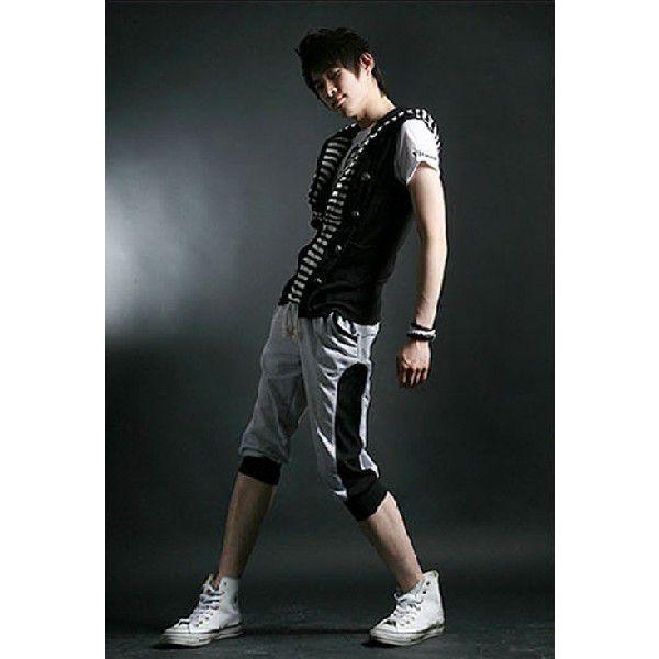 ハーフパンツ メンズ 薄手 スポーツ用 メンズパンツ ショートパンツ 半ズボン トレーニング ダンスウェア ジャージ フィットネスウェア イージーパンツ ボトムス|goodplus