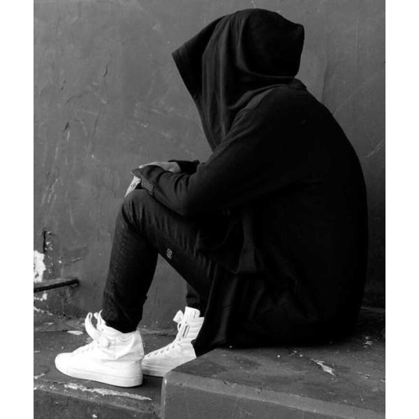 コーディガン メンズ カーディガン カーデ コート トップス パーカー マント風 大きいサイズ アウター フード付き 個性的 ロック 男性 秋冬 新作 薄手|goodplus|03