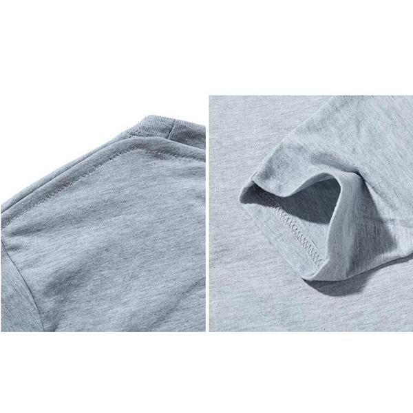 ロンTシャツ 長袖Tシャツ Tシャツ メンズ プリントTシャツ クルーネック ロンT カットソー アメカジ カレッジ インナー トップス シンプル カジュアル 代引不可|goodplus|06
