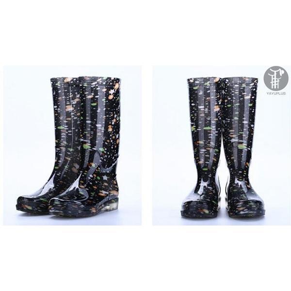 雨具 防水ブーツレインブーツ レインシューズ レディース 雨靴 ロング丈 女性用 梅雨対策 ブーツ ロングブーツ 農作業 長靴 業用品 安い
