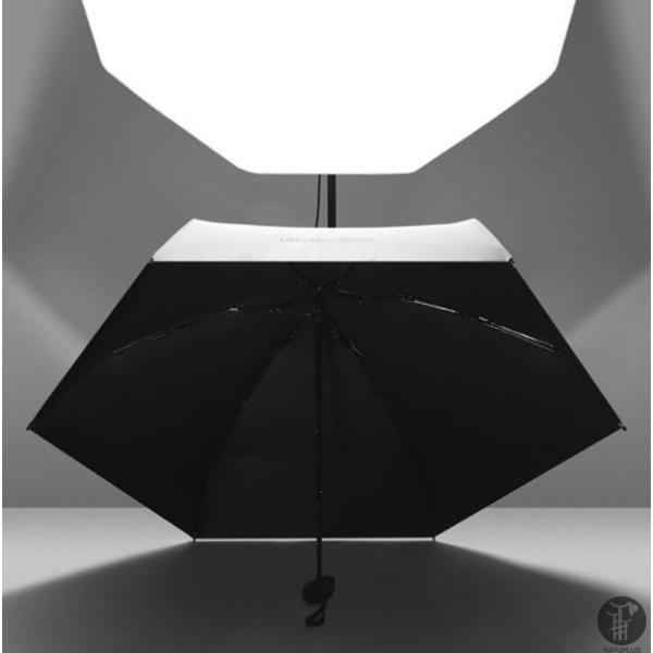 折りたたみ傘 メンズ レディース かわいい 軽量 日傘 晴雨兼用 遮光 遮熱 耐風 軽量 uvカット 紫外線 ミニ傘 携帯用 アンブレラ 6本骨 代引不可|goodplus|05