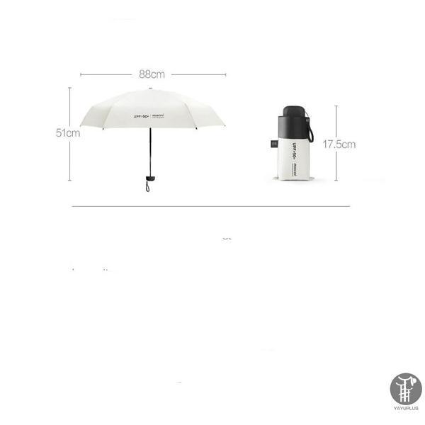 折りたたみ傘 メンズ レディース かわいい 軽量 日傘 晴雨兼用 遮光 遮熱 耐風 軽量 uvカット 紫外線 ミニ傘 携帯用 アンブレラ 6本骨 代引不可|goodplus|10