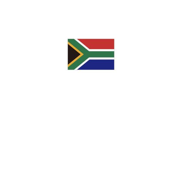 Tシャツ 南アフリカ共和国 goods-pro 02