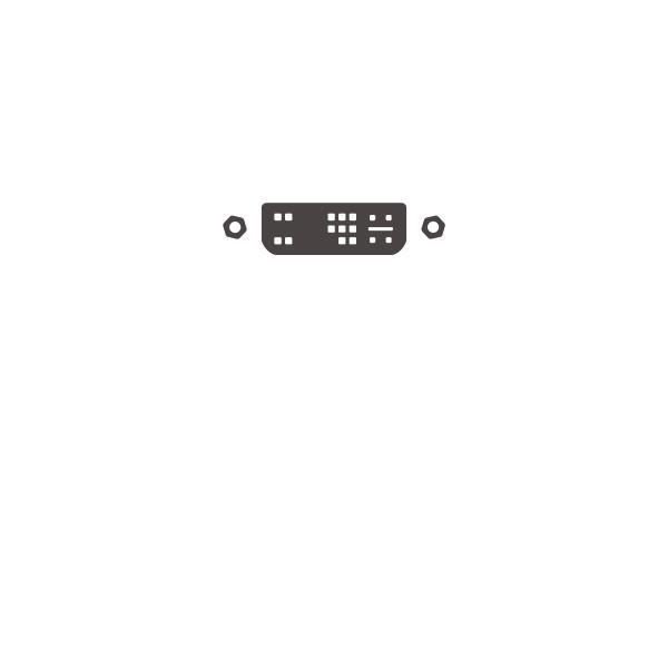 Tシャツ DVI-A goods-pro 02